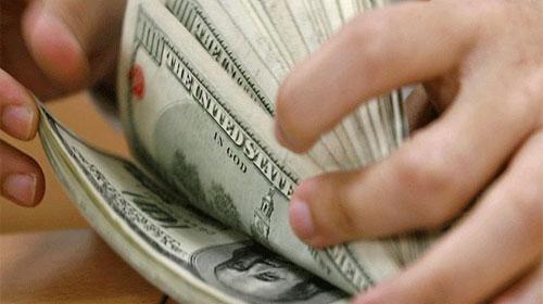 Dolar Yokuş Aşağı