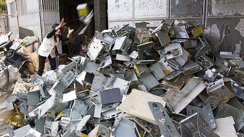 Elektronik Atıklara Kısıtlama