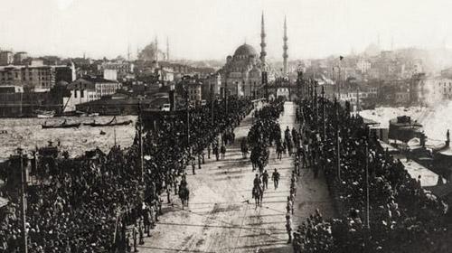 """""""İstanbul'un Kurtuluşu'nun 88. Yıldönümü…"""