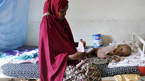 Somali'de Yeni Kıtlık Bölgeleri