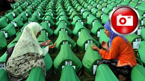 Srebrenitsa Soykırımının Acısını Paylaşıyoruz