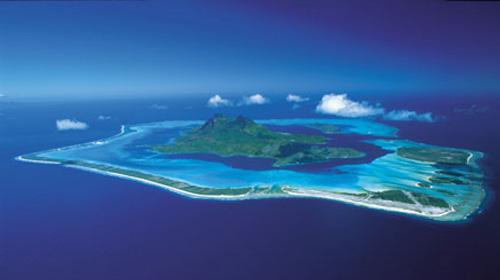 Pasifik'te Yeni Bir Dünya Bulundu