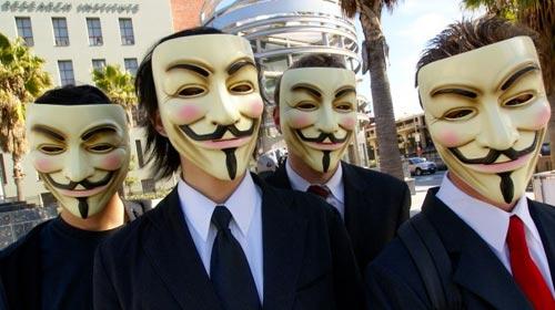 Anonymous'tan YSK İddiasına Yalanlama
