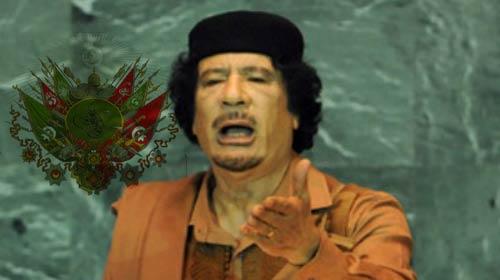 Kaddafi'den Çirkin Benzetme!