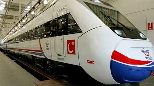 İl il 2023'e kadar yapılacak hızlı tren hatları