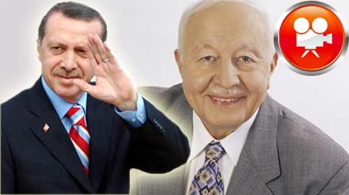 Erdoğan'dan Erbakan Mesajı