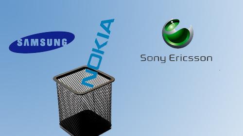 Nokia Artık Birinci Değil! İşte Yeni Lider!