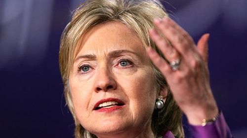 Clinton'da Saldırıyı Kınadı