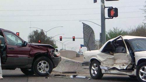 45 Bin Kişi Trafik Kurbanı