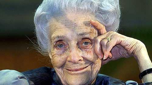 Rita Levi Montalcini kimdir?