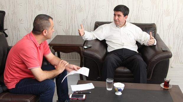 """""""PKK, HDP'ye alan açmalı"""""""