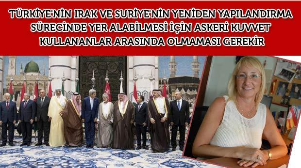 Türkiye bölgenin geleceğine yatırım yapıyor