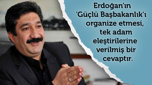 Davutoğlu çözüm sürecinde en güvenilir isim