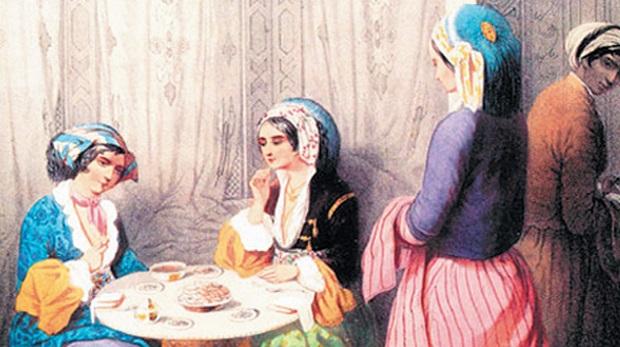 """"""" Osmanlı kadınları ve Ramazan"""""""