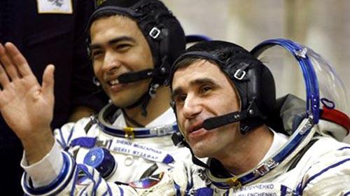 Gagarin Yeniden Uzay Yolcusu