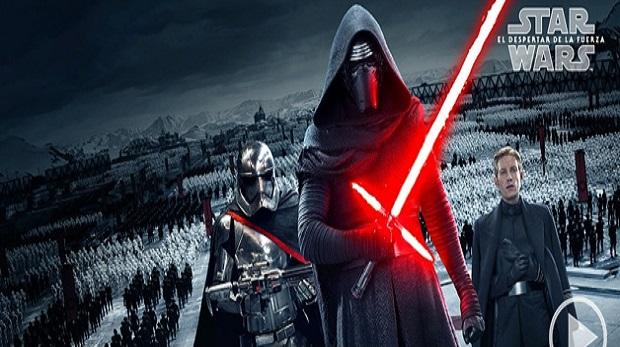 Star Wars 7 gişede rekor kırdı
