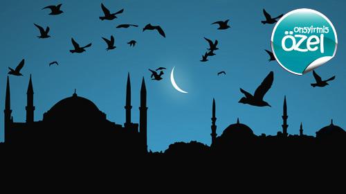 Bu Gece 'Beraat'inize Vesile Olsun