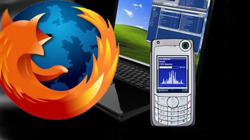 Firefox Ceple Bilgisayarı Birleştirdi