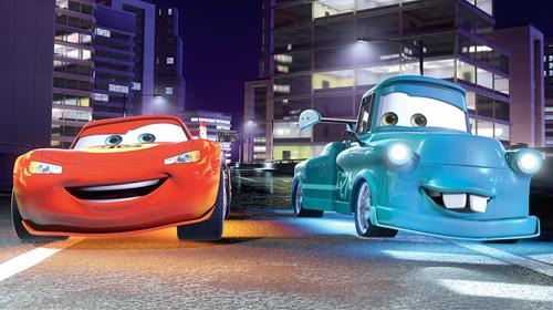 """""""Cars 2"""" Gişe Yarışını Kazandı"""