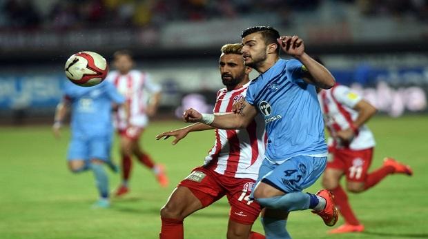 Antalyaspor: 3 – Adana Demirspor: 0