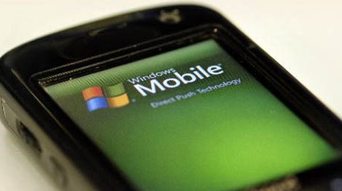 Windows Mobile'a Veda!