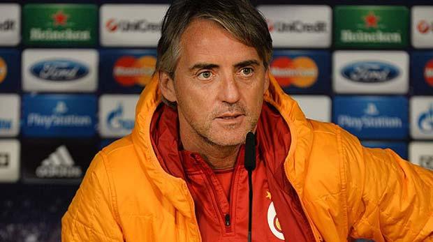 Mancini'den Fatih Terim'e ağır gönderme