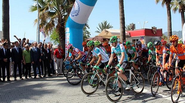 52. Cumhurbaşkanlığı Bisiklet Turu son etabı başladı