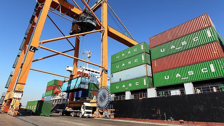 Dış ticaret açığı yüzde 57,95 azaldı