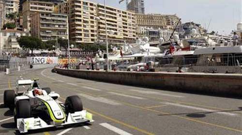 Monaco GP'sinin En Hızlısı