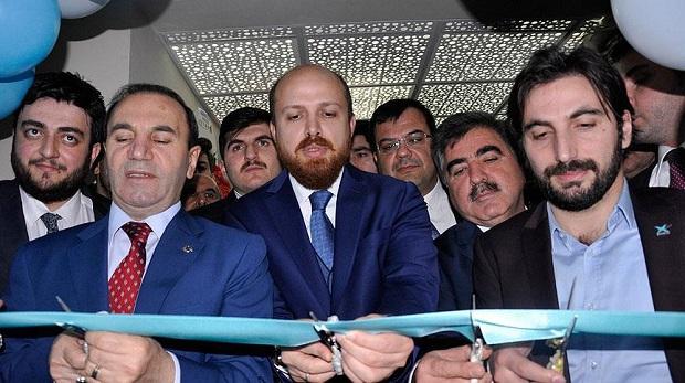 TÜGVA Amasya temsilciliği açıldı