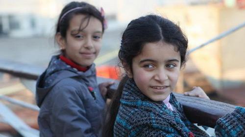 Filistinli Çocuklardan Dünyaya Mesaj…