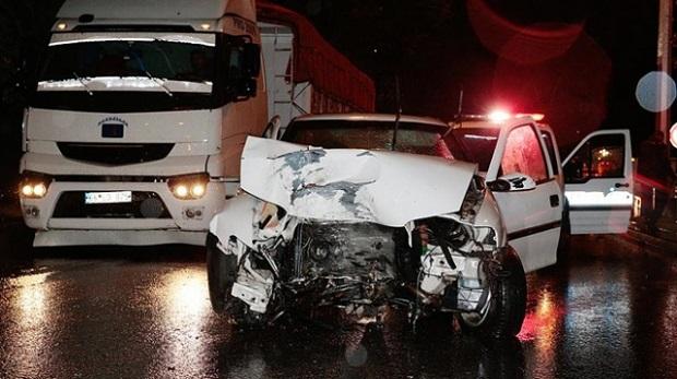 Trafikte günde 13 kişi hayatını kaybetti