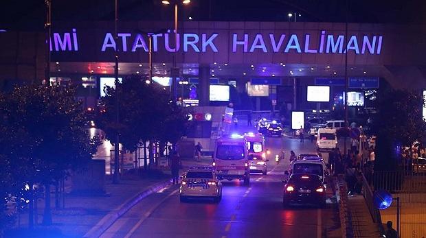 Havalimanı saldırısıyla ilgili 11 gözaltı daha