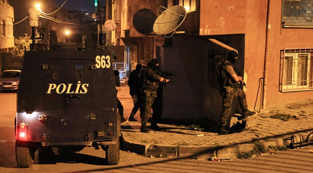 943 terörist etkisiz hâle getirildi