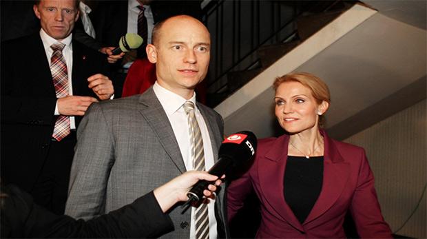 Danimarka başbakanın eşi İngiltere'de vekil oldu