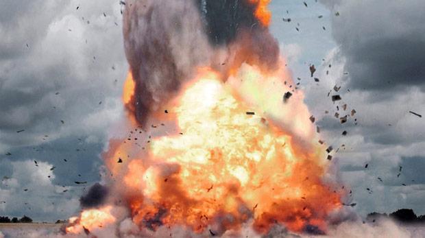 Kahramanmaraş Emniyeti'nde patlama