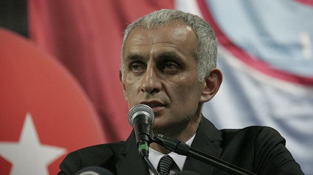 """Hacıosmanoğlu """"Biz fare değiliz"""""""