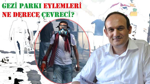 Gezi Parkı, Gezi Tarlası Oldu