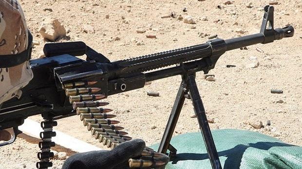 Doçka (dshk) silahı nedir?