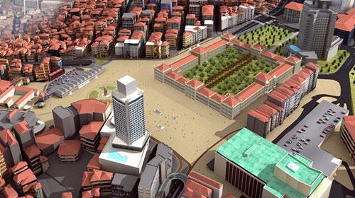 Taksim'e tarihi fren