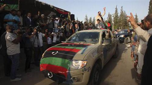 ABD'nin Libya krizi görünenden büyük