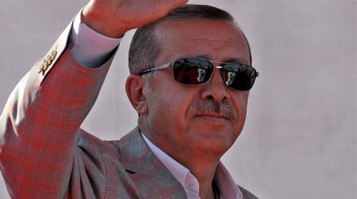 Erdoğan Cuma Namazı'nı Sivastopal'da kıldı