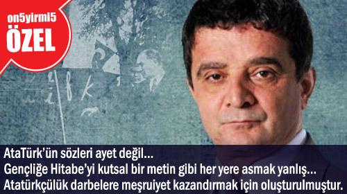 """Gençliğe Hitabe çok iyi bir """"Türkçe"""" metin"""