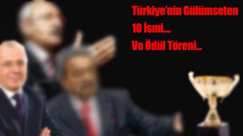 Türkiye'nin Gülümseten 10 İsmi Belli Oldu!