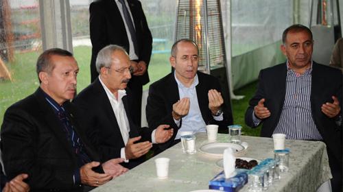 CHP'den Başbakan Erdoğan'a Taziye