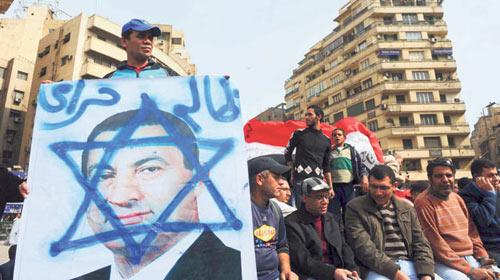Mısır Ordusunda Facebook Devrimi!