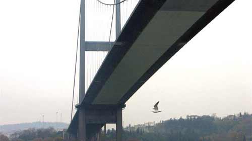 Bu Köprüler Trafiğe Kapatılıyor