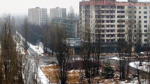 Çernobil Artık Turistik Mekan