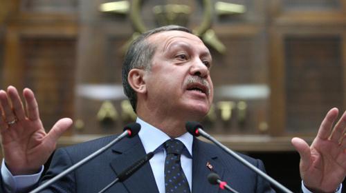 Erdoğan İsrail'e Çok Sert Çıktı!