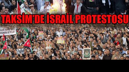 12:30'da Taksim'de Protesto Var!